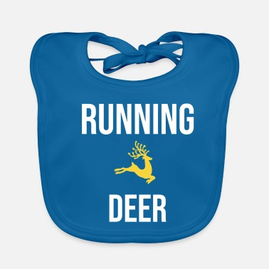 Deer Hunter deer hunters - Baby Bib