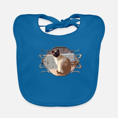 Cat Cat, cats, cat - Baby Bib