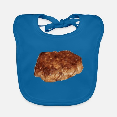 Meatballs I love meatballs - shirt with meatball - Baby Bib