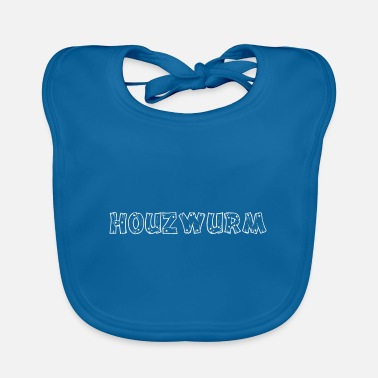Swiss German Swiss German carpenter - Houzwurm - Baby Bib