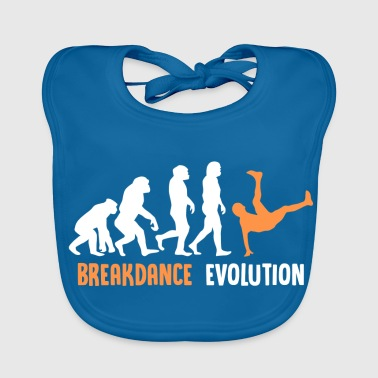 ++ ++ Breakdance Evolution - Vauvan ruokalappu