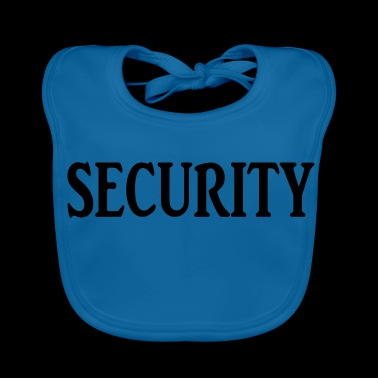 Security - Baby Organic Bib