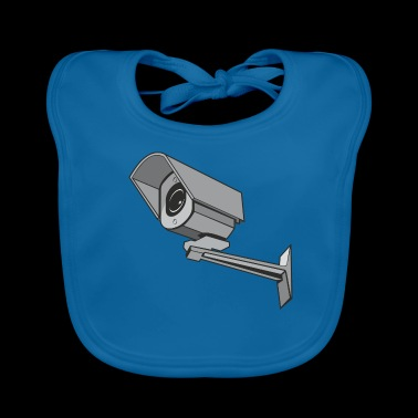 Security Camera - Baby Organic Bib