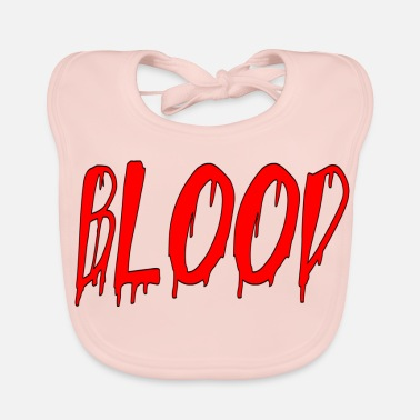 Blood Suckers blood - Baby Bib