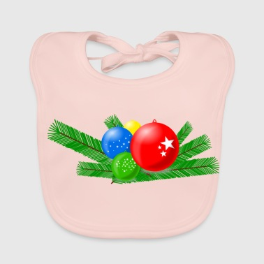 decoration - Baby Organic Bib