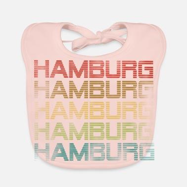 3cc3645d2 Eimsbuettel Hanseatic City of Hamburg - Used Look - Baby Bib
