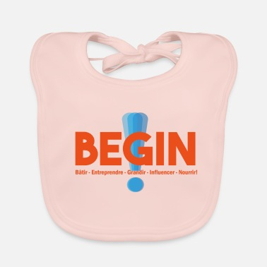 Project the begin project - Baby Organic Bib