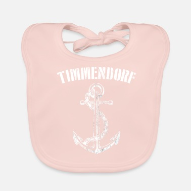 Place Of Residence Homeport Timmendorf Residence Heimat T-Shirt - Baby Bib