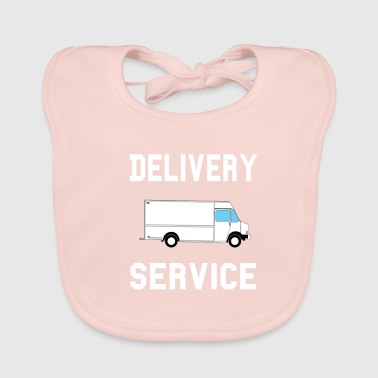 Delivery Delivery service - Baby Organic Bib