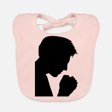 Prayer prayer - Baby Bib