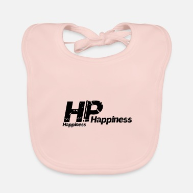 Happiness HP Happiness Happiness - Vauvan ruokalappu
