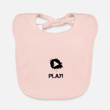 Playing Play - Baby Organic Bib