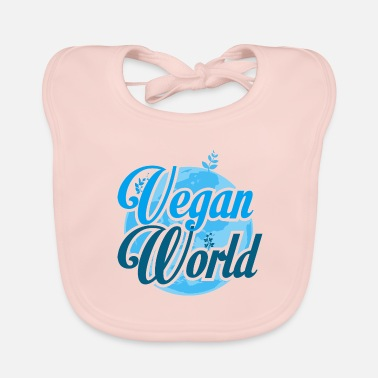 Bio Camicia vegana · VEGAN WORLD · Nature Gift - Bavaglino