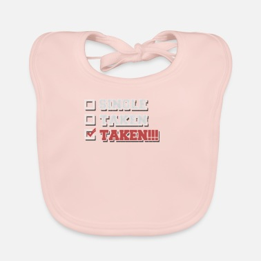 Take Single - Taken - Taken !!! - Bio-slabbetje voor baby's