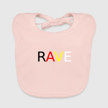 Rave Germany - Baby Organic Bib