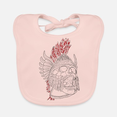 Mythology Dumb Scream - Mythology - Baby Organic Bib