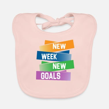 Week new week - Baby Bib
