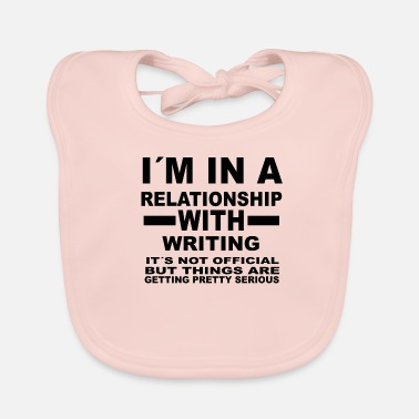 Writing relationship with WRITING - Lätzchen