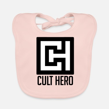Cult StreetGear Door Cult Hero UK - Bio-slabbetje voor baby's