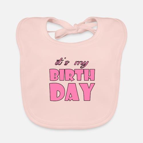 Its My Birthday Geburtstag Shirt Latzchen