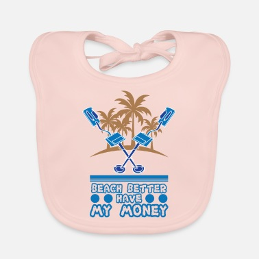 Rest Summer Tee For Travelers Beach Better Have My - Baby Bib