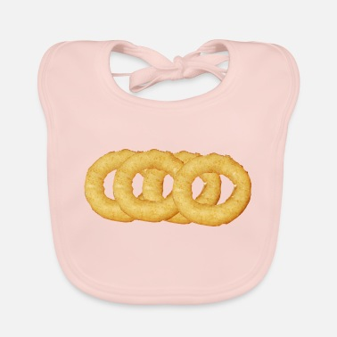 Onion Rings - Baby Bib