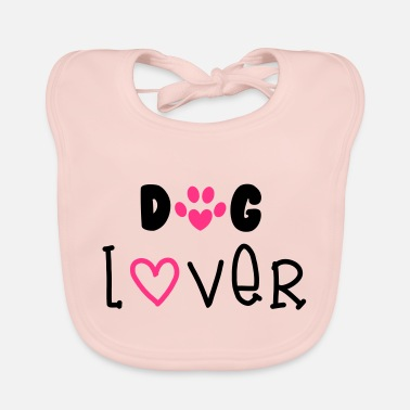 Dog Dog Lover - Baby Bib