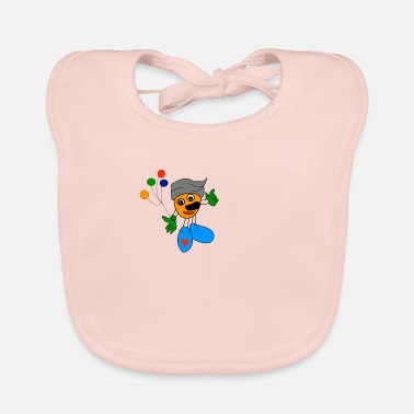 Comics comic - Baby Bib