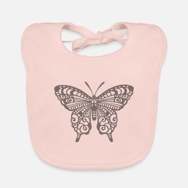 Tatoo Tatoo Butterfly - Baby Bib
