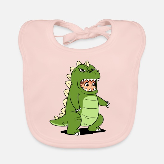 Birthday Baby Clothes - kidzilla - Baby Bib rose