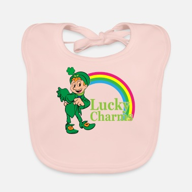 Lucky Charm Lucky charms - Baby Bib