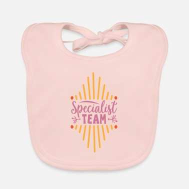 German Specialist team - Baby Bib