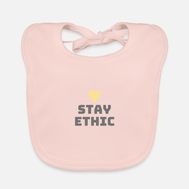 Ethics STAY ETHIC - Baby Bib