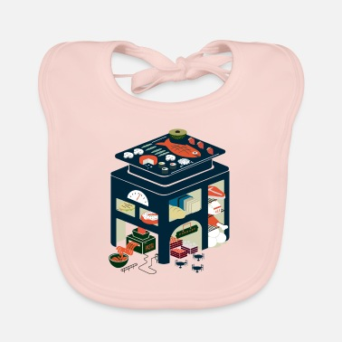 Food Food food factory - Baby Bib