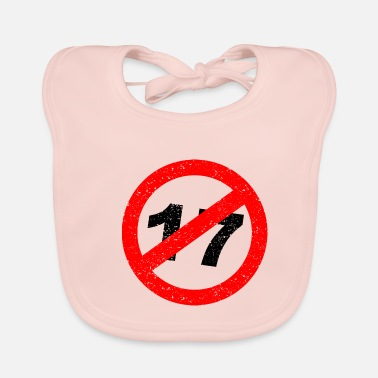 Prohibited Against Article 17 - Anti 17 - Free Internet - Baby Bib