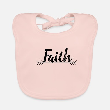 Cool Faith - Christian - Baby Bib