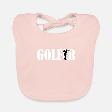 Golf Clubs Golf Golfing Golf Club Golf Clubs - Baby Bib
