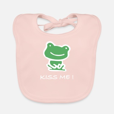 Shop Frog Baby Bibs online | Spreadshirt