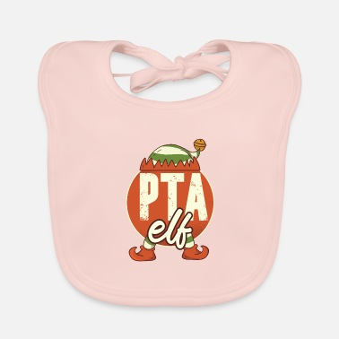 Technical Assistant PTA Elf - Pharmaceutical Technical Assistant - Baby Bib