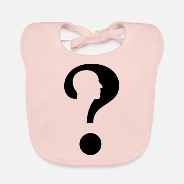Question Question - Baby Bib