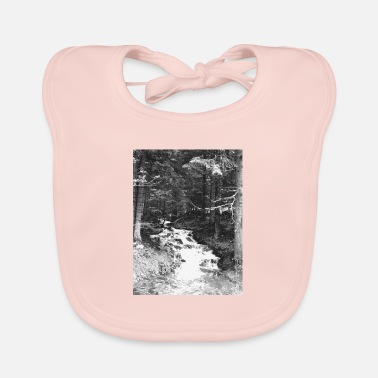Tearing brook - Baby Bib