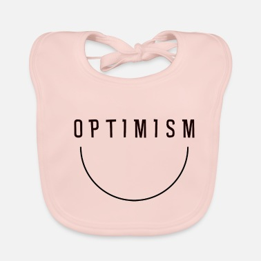 Optimism Optimism - Baby Bib