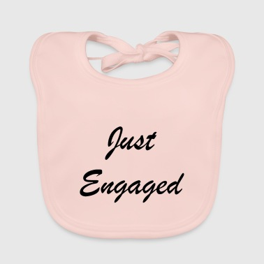 Just Engages - Baby Organic Bib