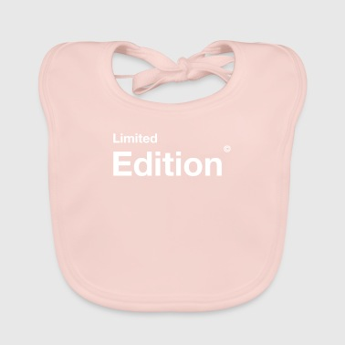 Limited edition unique rare - Baby Organic Bib