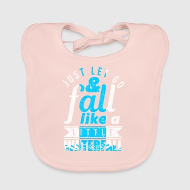 Like a little waterfall - Baby Organic Bib