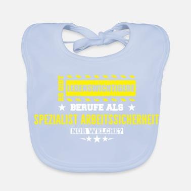 Spezialist Arbeitssicherheit Lustiges Fun Shirt Kinder Premium