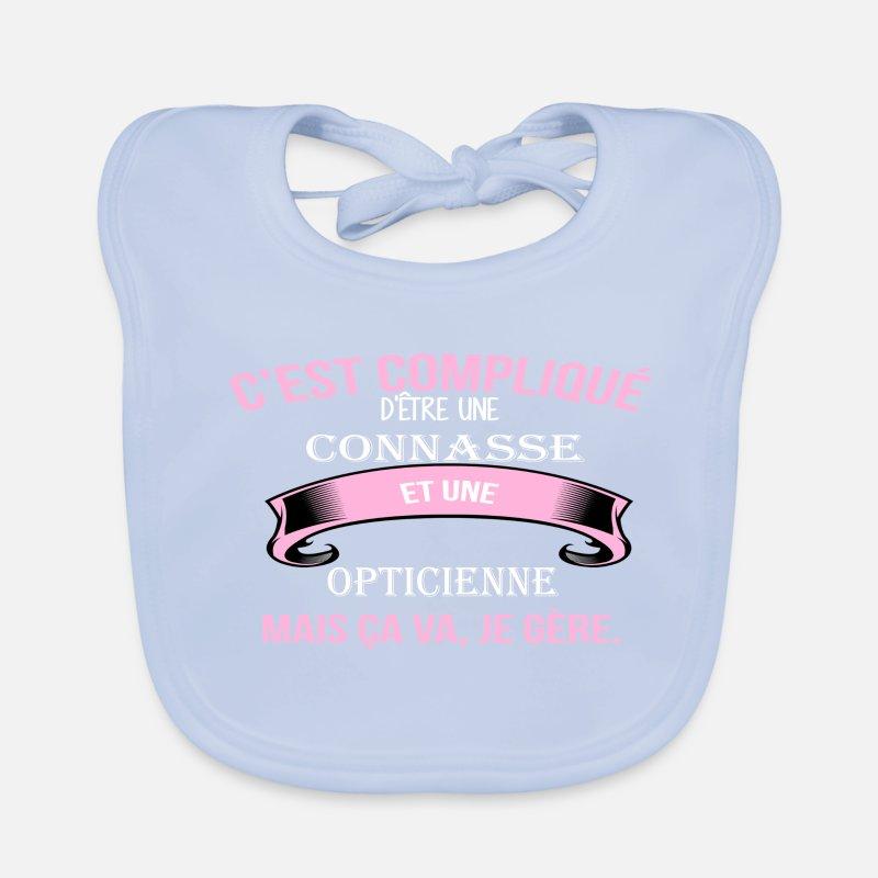Vêtements Bébé Opticien à commander en ligne   Spreadshirt 2ccb5de05033