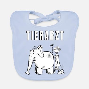 Shop Veterinarian Baby Bibs Online Spreadshirt