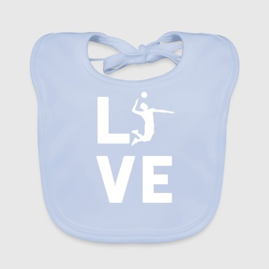 Beachvolleyball VOLLEYBALL LOVE - Camicia grafica - Bavaglino