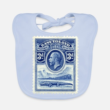 Vintage Collection V2 Stamp - Baby Bib